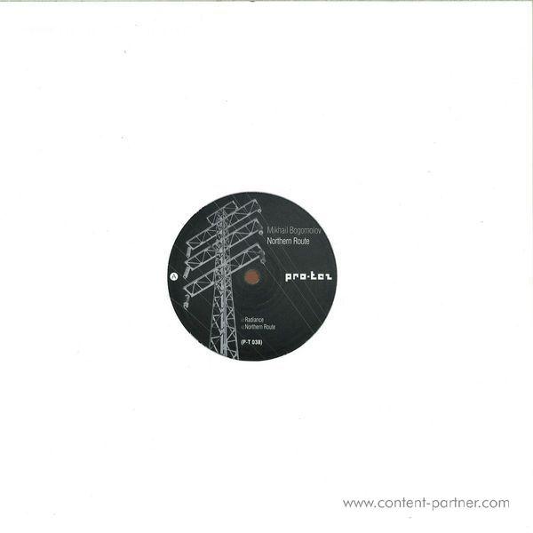 Mikhail Bogomolov - Northern Route EP (180g / Vinyl Only) (Back)
