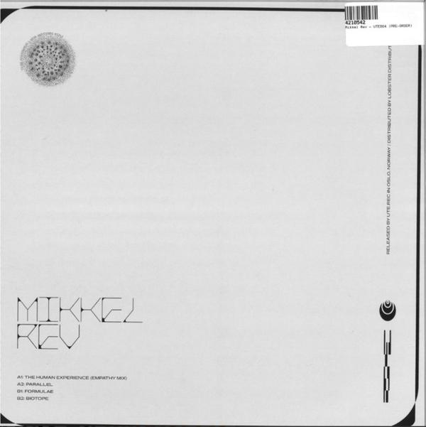 Mikkel Rev - UTE004 (Back)