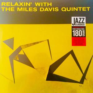 Miles Davis Quintet - Relaxin' With The Miles Davis Quintet (LP)
