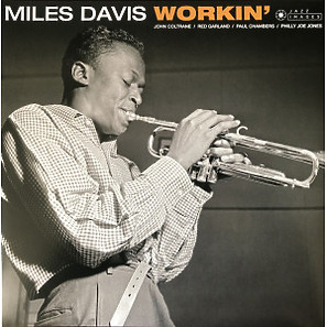 Miles Davis Quintet - Workin' With The Miles Davis Quintet (LP)