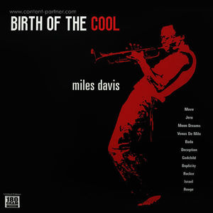 Miles Davis - Birth Of The Cool (Ltd. Ed. Red Vinyl, 180g)
