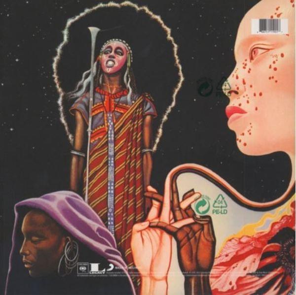 Miles Davis - Bitches Brew (2LP Legacy Edition) (Back)