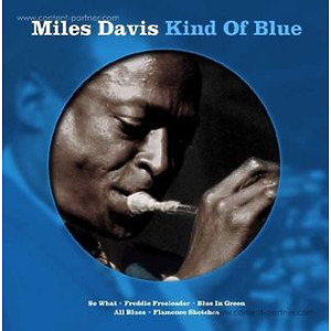 Miles Davis - Kind Of Blue (180g Picture Disc)