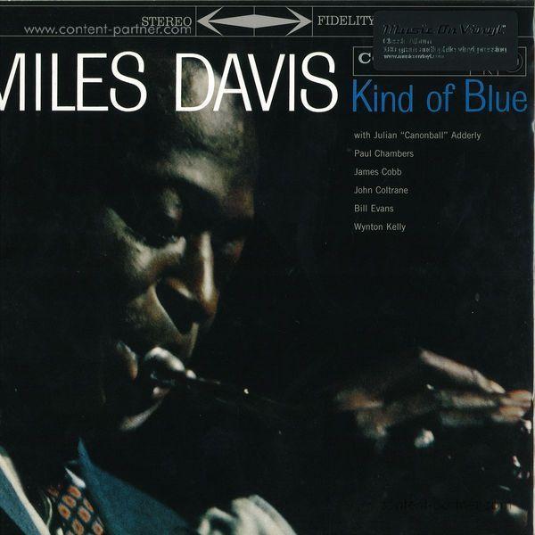 Miles Davis - Kind of Blue (2LP RM + 2 Bonus Tracks)