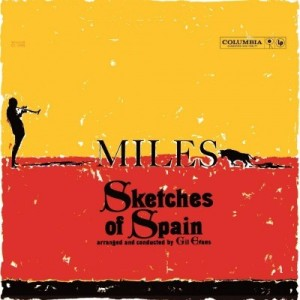 Miles Davis - Sketches of Spain (180g Audiophile Vinyl LP Mono)