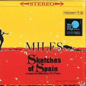 Miles Davis - Sketches of Spain (Ltd. 180g yellow vinyl)