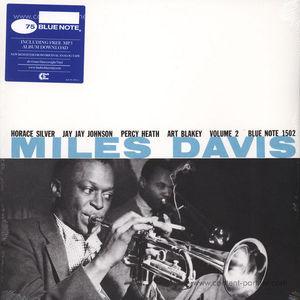 Miles Davis - Volume 2  (Rem. + DL)