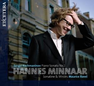 Minnaar,Hannes - Klaviersonate 1/Miroirs/Sonatine