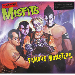 Misfits - Famous Monsters (180g Black Vinyl)