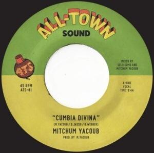 "Mitchum Yacoub - Cumbia Divina (7"" Vinyl)"