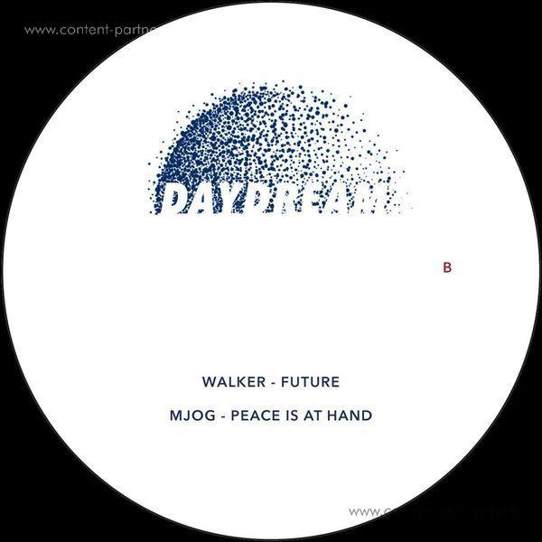 Mjog / Porter / Walker - Daydream 01 (Back)