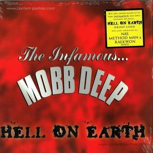 Mobb Deep - Hell On Earth (2LP repressed)