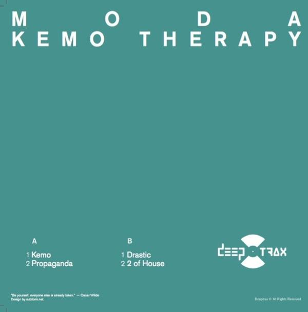 Moda - Kemo Therapy (Back)