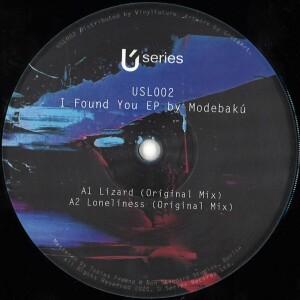 Modebakú - I Found You Ep
