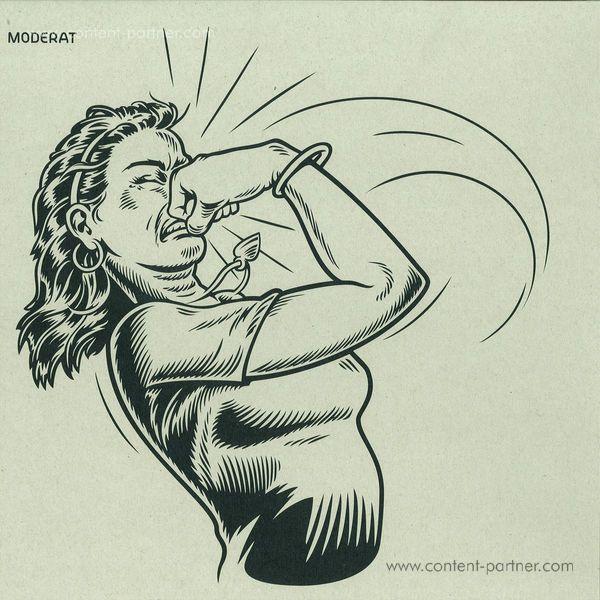 Moderat - Moderat (LP)