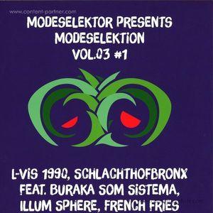 Modeselektor Proudly Presents - Modeselektion Vol. 3 PT. 1