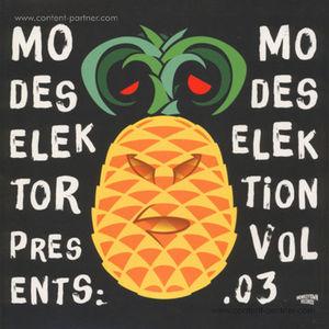 Modeselektor Proudly Presents - Modeselektion Vol. 3