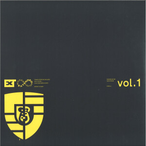 "Modeselektor - Mean Friend Vol.1 (Ltd. 12"")"