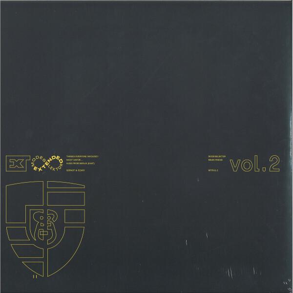"Modeselektor - Mean Friend Vol.2 (Ltd. 12"")#"