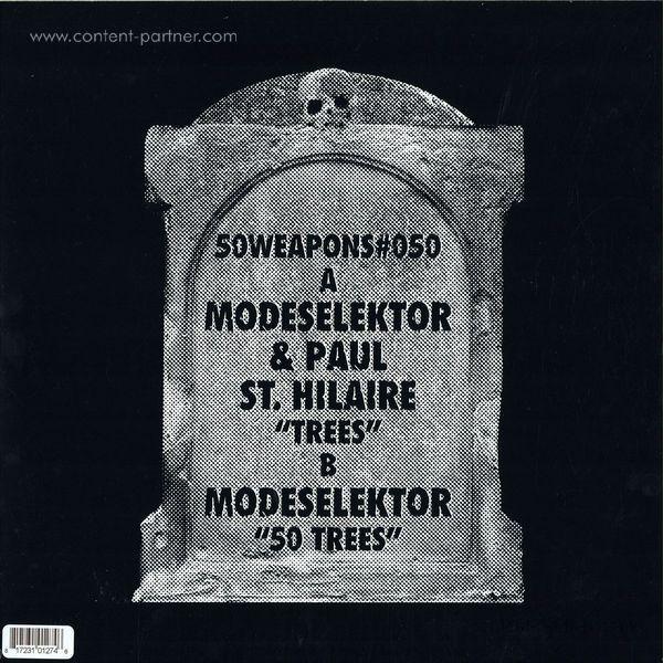 Modeselektor - Trees (Feat. Paul St. Hilaire)/50 Trees