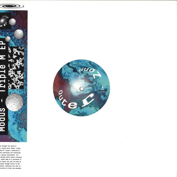 Modus - Triple M EP