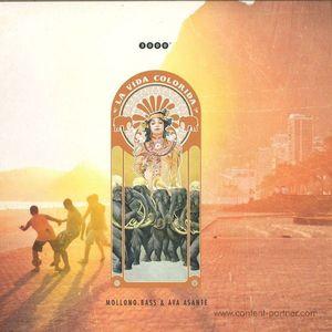 Mollono.bass & Ava Asante - La Vida Colorida Ep