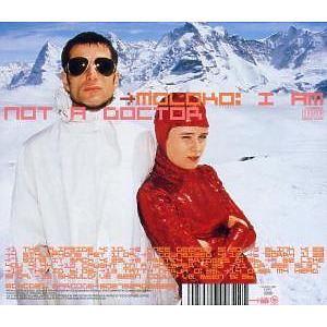 Moloko - I Am Not A Doctor (Back)