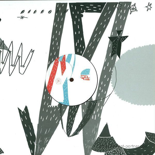 Monkey Safari - Hi Life (Ole Biege Remix) (Back)