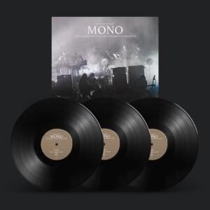 Mono - Beyond the Past (BLACK VINYL GATEFOLD SLEEVE)