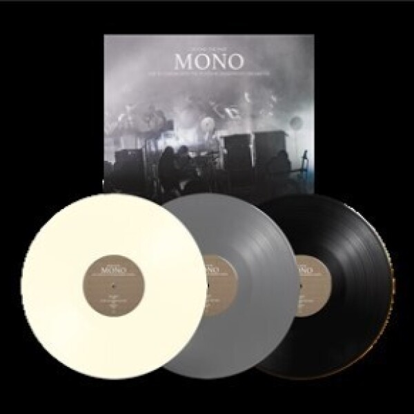 Mono - Beyond the Past (SINGLE COLOUR VINYL GATEFOLD SLEE