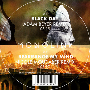 Monolink - Remixes 2 (Incl. Adam Beyer, Acid Pauli Rmxs)