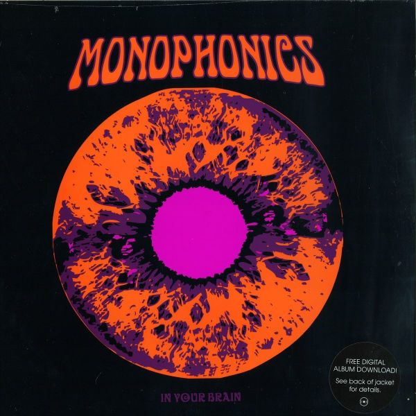 Monophonics - In Your Brain (2LP)
