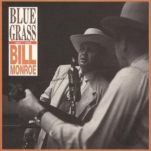Monroe,Bill - BLUE GRASS  1950-1958   4-CD &