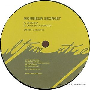 Monsieur Georget - Le Vicieu / Colle De La Bonette