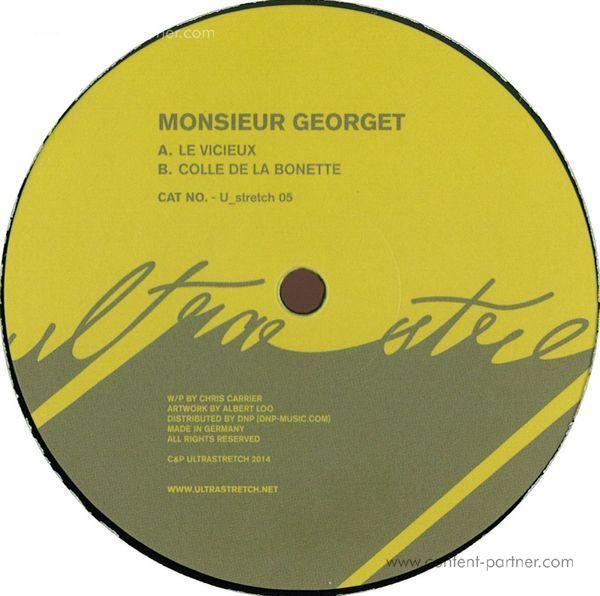 Monsieur Georget - Le Vicieu / Colle De La Bonette