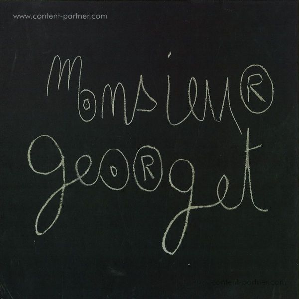 Monsieur Georget - Lp#1 (2x12'')