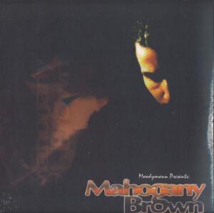Moodymann - MAHOGANY BROWN - CLEAR VINYL REPRESS