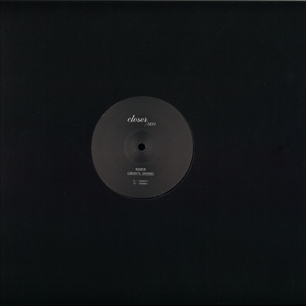 Moomin - Concrete Grounds (Back)