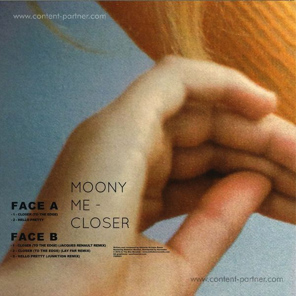 Moony Me - Closer (to The Edge) (Back)