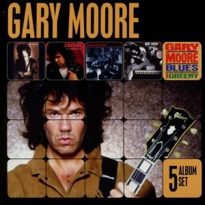 Moore,Gary - 5 Album Set