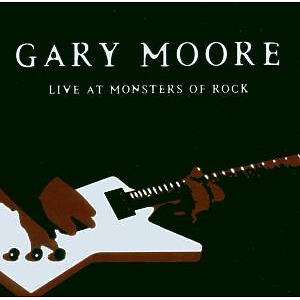 Moore,Gary - Live At Monsters Of Rock