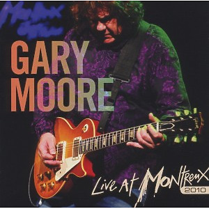 Moore,Gary - Live At Montreux 2010