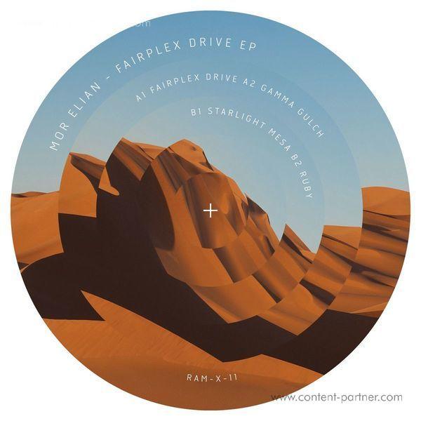 Mor Elian - Fairplex Drive EP