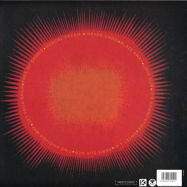 Morcheeba - Blaze Awy (LP) (Back)