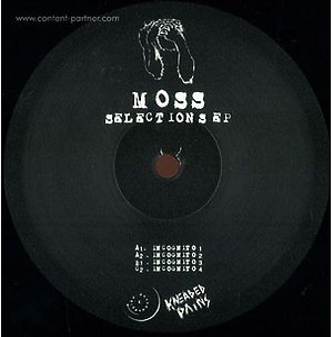 Moss - Selections Ep