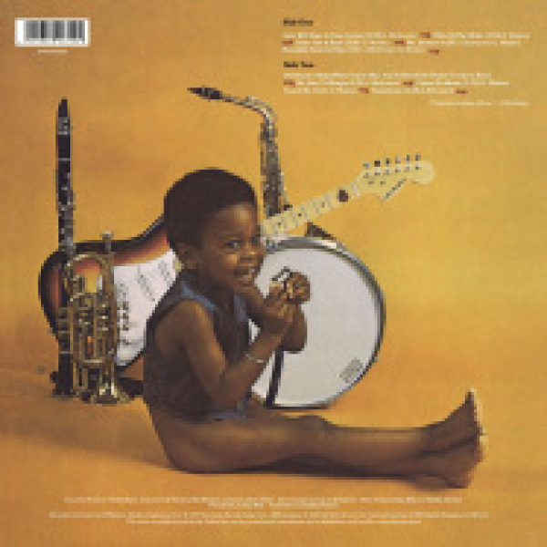 Mother Freedom Band - Cutting the Chord (140g Reissue Vinyl LP 2021 (Back)