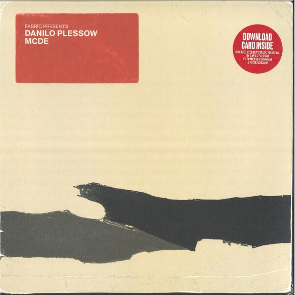 Motor City Drum Ensemble - Fabric Presents: Danilo Plessow (MCDE) (2LP+MP3)