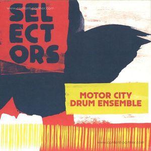 Motor City Drum Ensemble - Selectors 001 LP
