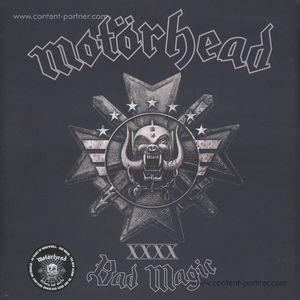 Motörhead - Bad Magic (LP + CD)
