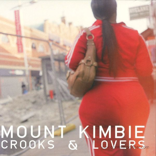 Mount Kimbie - Crooks & Lovers (Repress!)